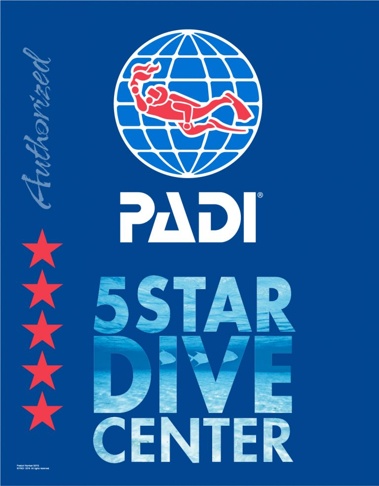 RIs First and Only 5-Star PADI Dive Center!