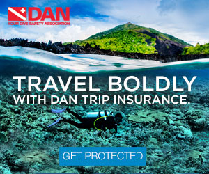 Buy DAN Travel insurance before your next trip